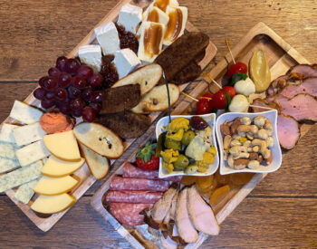 Hangry? Try our Charcuterie!